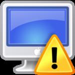 Computer-Warning